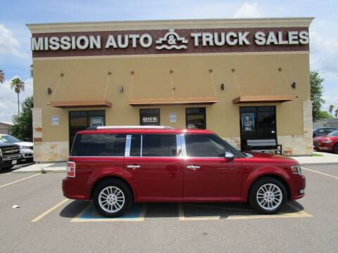 2015 Ford Flex for sale at Mission Auto & Truck Sales, Inc. in Mission TX