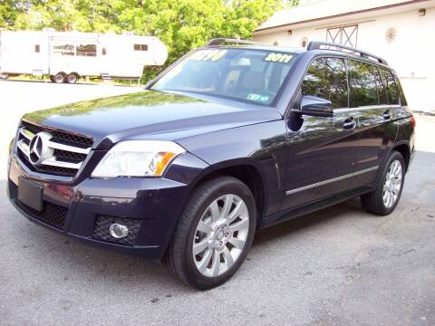2011 Mercedes-Benz GLK for sale at Clift Auto Sales in Annville PA