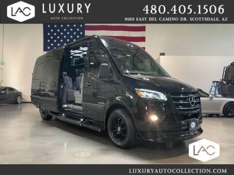 2020 Mercedes-Benz Sprinter Cargo for sale at Luxury Auto Collection in Scottsdale AZ