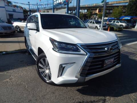 2016 Lexus LX 570 for sale at Excellence Auto Trade 1 Corp in Brooklyn NY