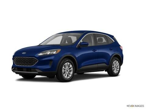 2021 Ford Escape for sale at Greenway Automotive GMC in Morris IL