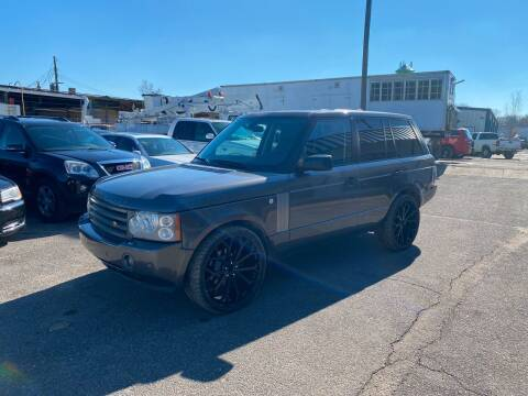 2006 Land Rover Range Rover for sale at Memphis Auto Sales in Memphis TN