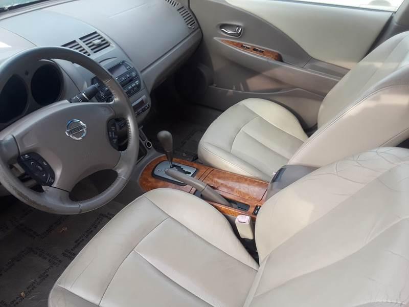 2002 Nissan Altima 3.5 SE 4dr Sedan - Chantilly VA