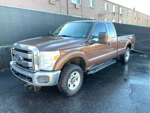 2011 Ford F-250 Super Duty for sale at McManus Motors in Wheat Ridge CO