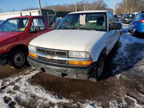 1999 Chevrolet S-10 for sale at ASAP AUTO SALES in Muskegon MI