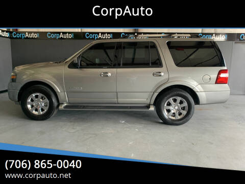 2008 Ford Expedition for sale at CorpAuto in Cleveland GA