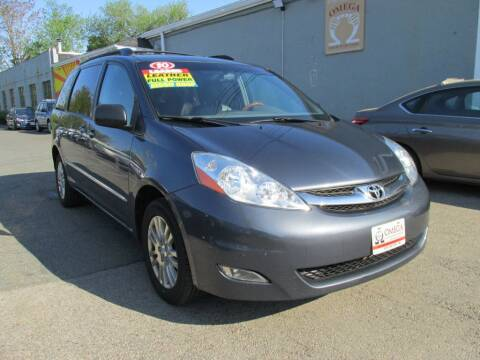 2010 Toyota Sienna for sale at Omega Auto & Truck Center, Inc. in Salem MA