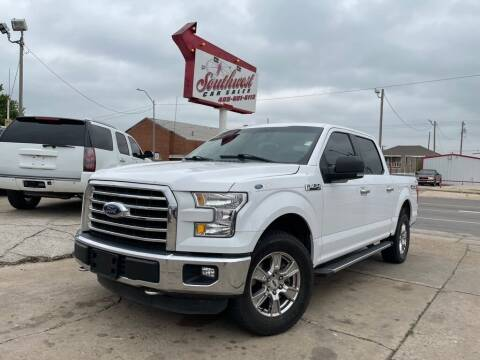 2015 Ford F-150 for sale at Southwest Car Sales in Oklahoma City OK
