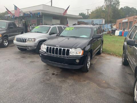 2007 Jeep Grand Cherokee for sale at Wheel'n & Deal'n in Lenoir NC