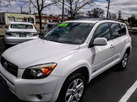 2008 Toyota RAV4 for sale at Oak Hill Auto Sales of Wooster, LLC in Wooster OH