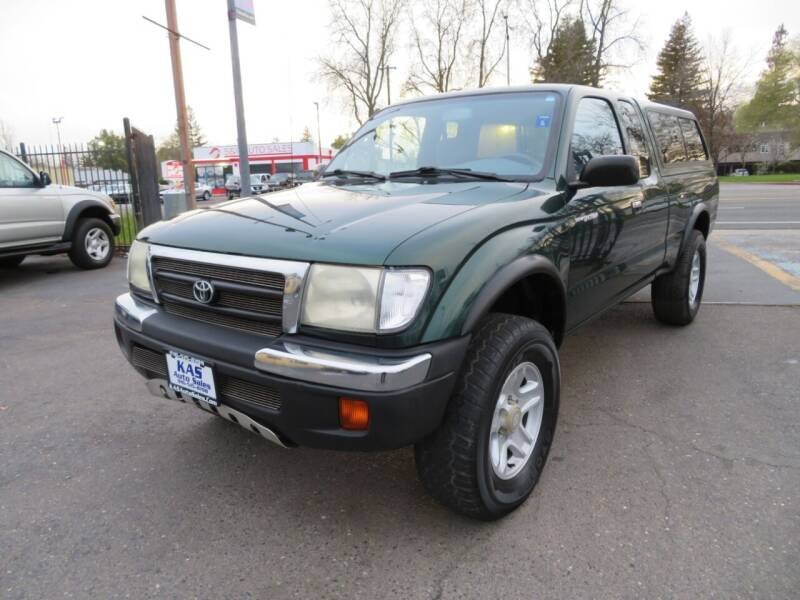 1999 Toyota Tacoma for sale at KAS Auto Sales in Sacramento CA