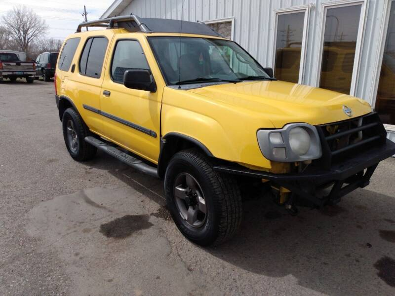 2002 Nissan Xterra for sale at L & J Motors in Mandan ND