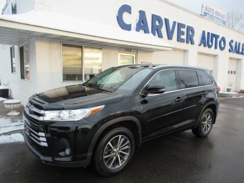 2018 Toyota Highlander for sale at Carver Auto Sales in Saint Paul MN