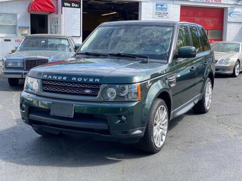 2011 Land Rover Range Rover Sport for sale at Milford Automall Sales and Service in Bellingham MA