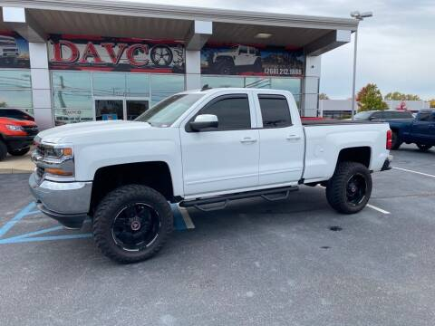2018 Chevrolet Silverado 1500 for sale at Davco Auto in Fort Wayne IN