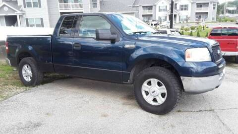 2004 Ford F-150 for sale at BBC Motors INC in Fenton MO