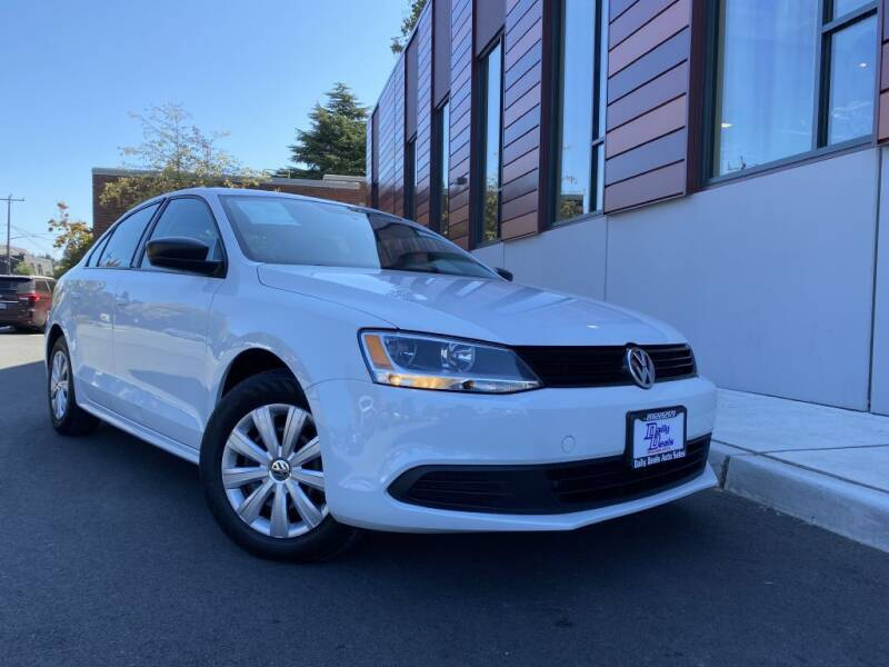 2014 Volkswagen Jetta for sale at DAILY DEALS AUTO SALES in Seattle WA