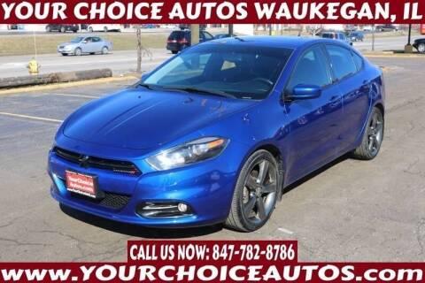 2013 Dodge Dart for sale at Your Choice Autos - Waukegan in Waukegan IL