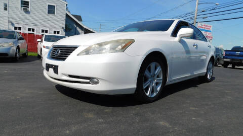 2007 Lexus ES 350 for sale at Action Automotive Service LLC in Hudson NY