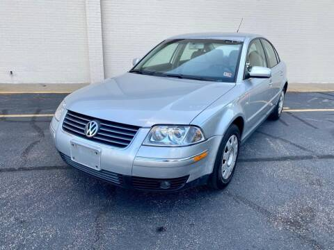 2002 Volkswagen Passat for sale at Carland Auto Sales INC. in Portsmouth VA