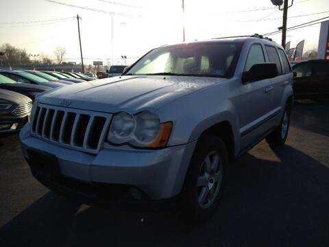 2008 Jeep Grand Cherokee for sale at P J McCafferty Inc in Langhorne PA