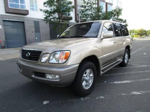 1999 Lexus LX 470 for sale at Boston Auto Sales in Brighton MA