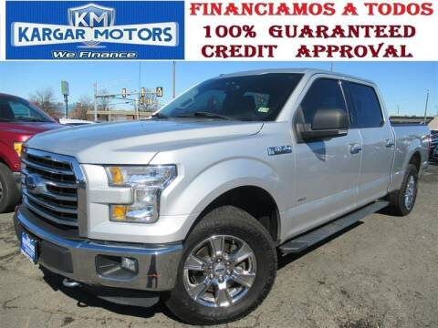 2015 Ford F-150 for sale at Kargar Motors of Manassas in Manassas VA