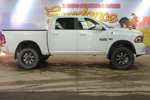 2018 RAM Ram Pickup 1500 for sale at Sundance Chevrolet in Grand Ledge MI
