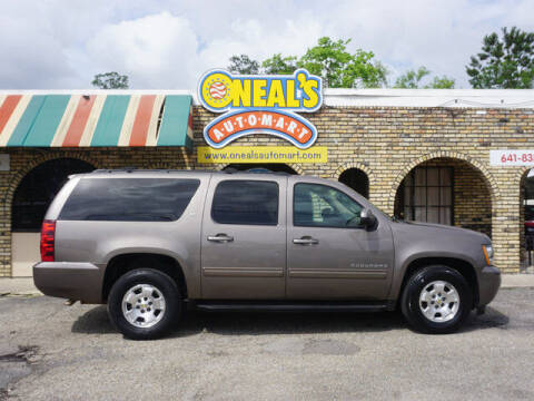 2014 Chevrolet Suburban for sale at Oneal's Automart LLC in Slidell LA
