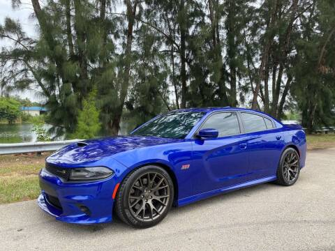 2018 Dodge Charger for sale at Import Haven in Davie FL