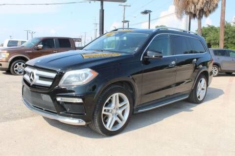 2013 Mercedes-Benz GL-Class for sale at Flash Auto Sales in Garland TX