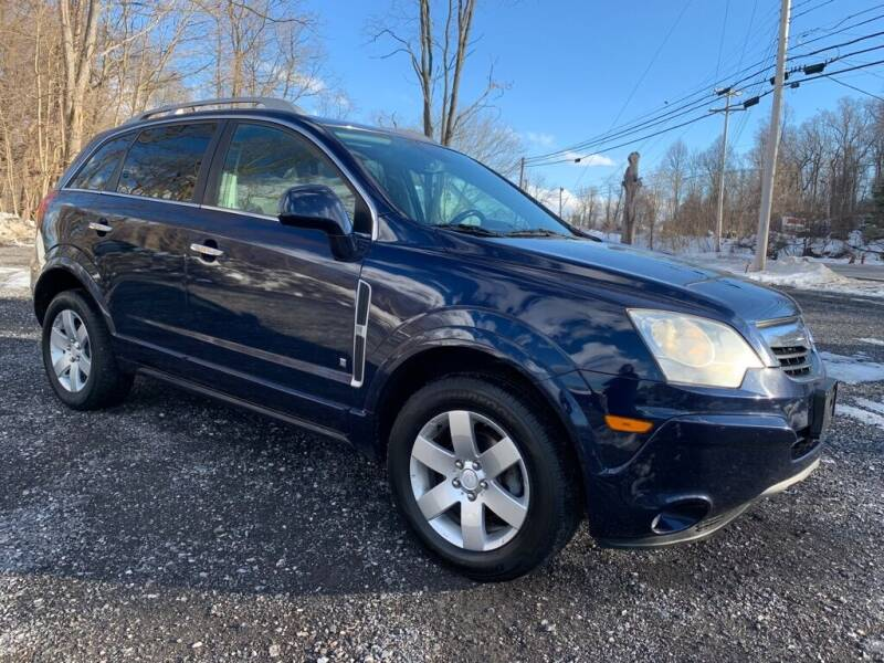 2008 Saturn Vue for sale at Old Trail Auto Sales in Etters PA