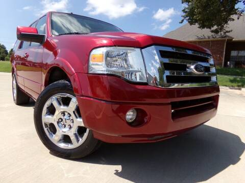2013 Ford Expedition for sale at Calvary Motors, Inc. in Bixby OK
