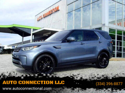 2020 Land Rover Discovery for sale at AUTO CONNECTION LLC in Montgomery AL