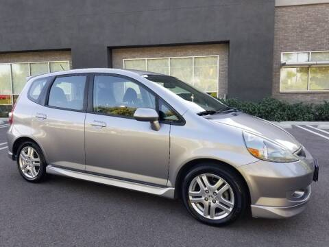2008 Honda Fit for sale at San Diego Auto Solutions in Escondido CA
