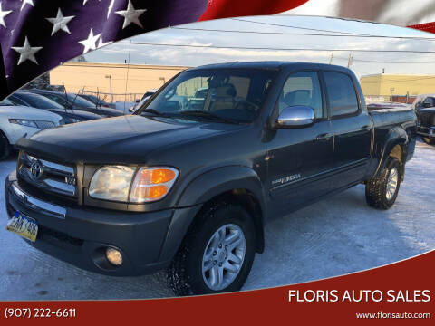 2004 Toyota Tundra for sale at FLORIS AUTO SALES in Anchorage AK