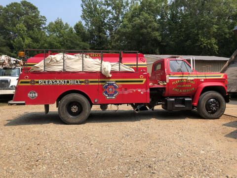 1986 GMC C7500 for sale at M & W MOTOR COMPANY in Hope AR