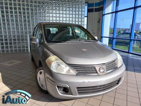 2008 Nissan Versa for sale at iAuto in Cincinnati OH