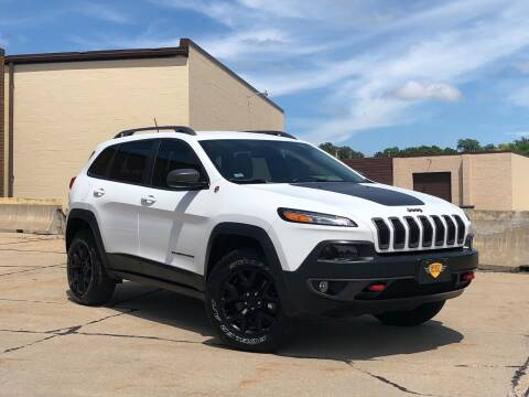 2016 Jeep Cherokee for sale at Effect Auto Center in Omaha NE