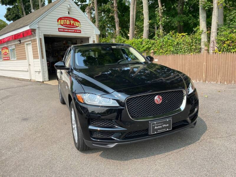 2020 Jaguar F-PACE for sale at Auto Plus in Amesbury MA