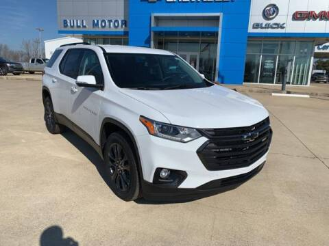 2021 Chevrolet Traverse for sale at BULL MOTOR COMPANY in Wynne AR