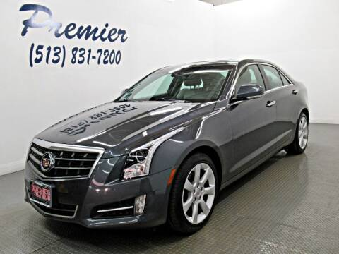 2013 Cadillac ATS for sale at Premier Automotive Group in Milford OH