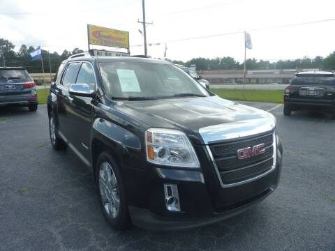 2012 GMC Terrain for sale at Roswell Auto Imports in Austell GA