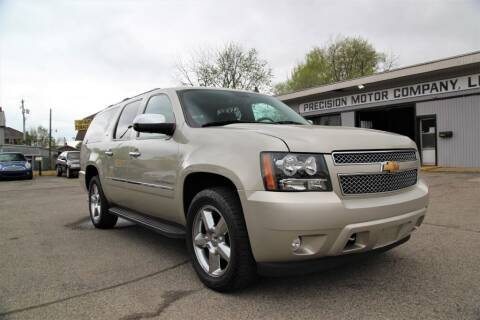 2013 Chevrolet Suburban for sale at PMC Automotive in Cincinnati OH