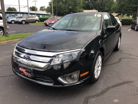 2010 Ford Fusion for sale at Mike's Auto Sales INC in Chesapeake VA