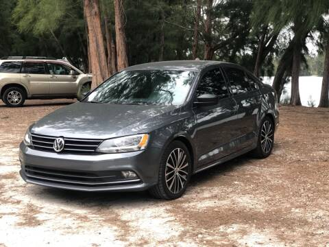 2016 Volkswagen Jetta for sale at CAR UZD in Miami FL