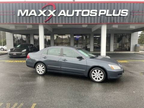 2006 Honda Accord for sale at Maxx Autos Plus in Puyallup WA