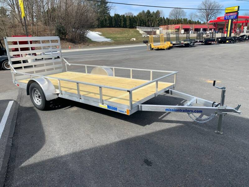 2021 Mission 6x14 for sale at Smart Choice 61 Trailers in Shoemakersville PA