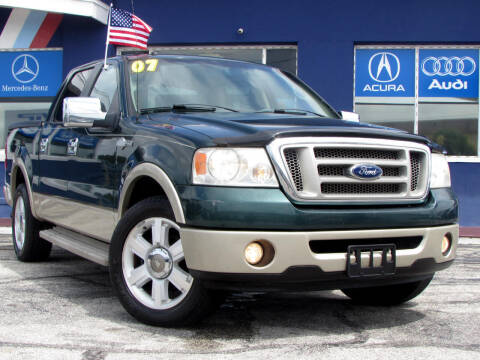 2007 Ford F-150 for sale at Orlando Auto Connect in Orlando FL