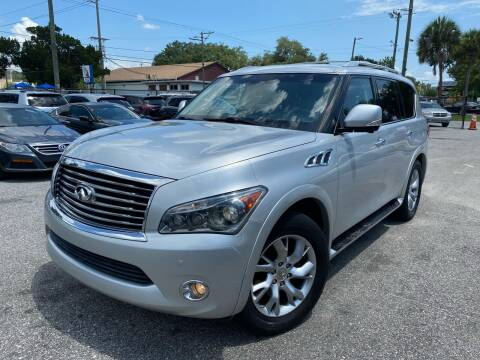 2011 Infiniti QX56 for sale at CHECK  AUTO INC. in Tampa FL